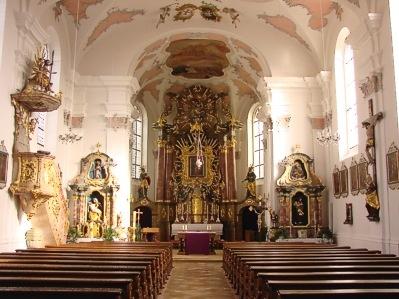 Pfarrei Hohenschambach