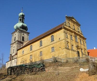 wallfahrtskirche maria hilf neumarkt